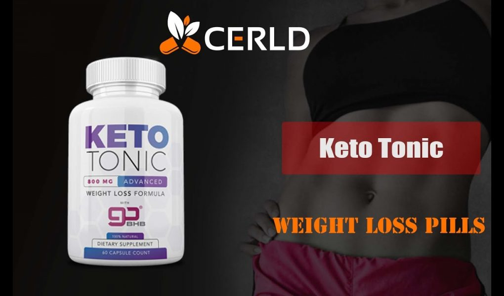 Keto Tonic Review - Official Website