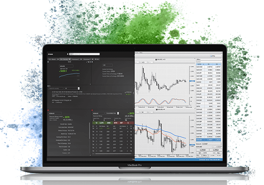 STP Brokers Currency Trading