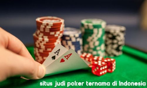 Casino Online An Authenticity With Regards To Games In Casino