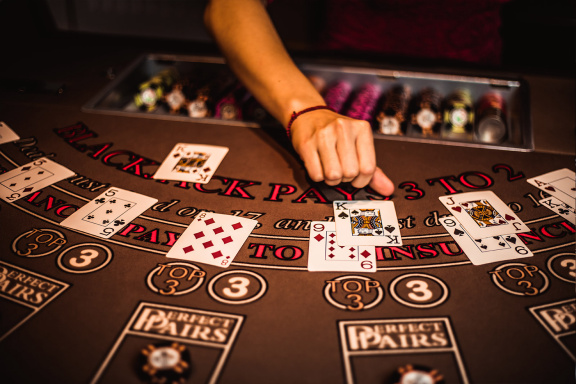 Gain Of Playing Online Casino