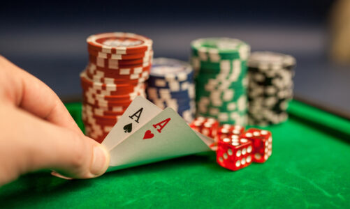 Bonuses And Attractive Features Of The Online IDN Poker Site