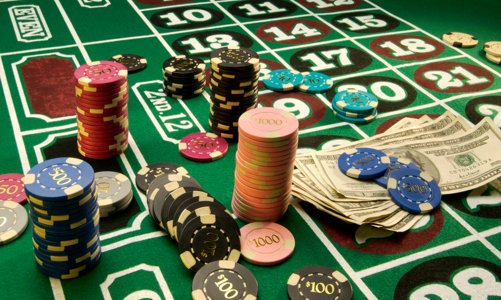 Using Online Casino Methods Like The Professionals