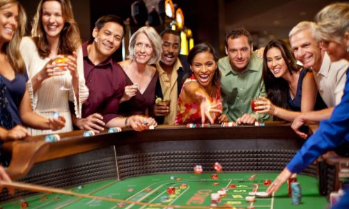 The Right Way To Change Into Better With Casino
